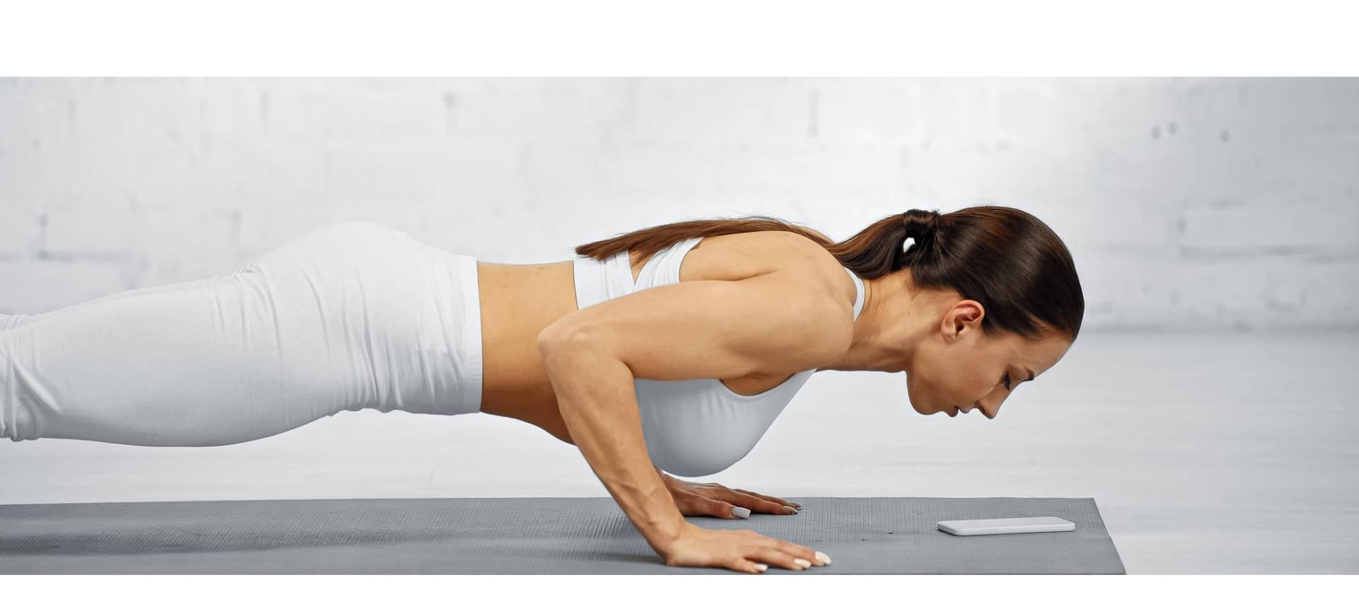 Le migliori app fitness, per allenarsi a casa