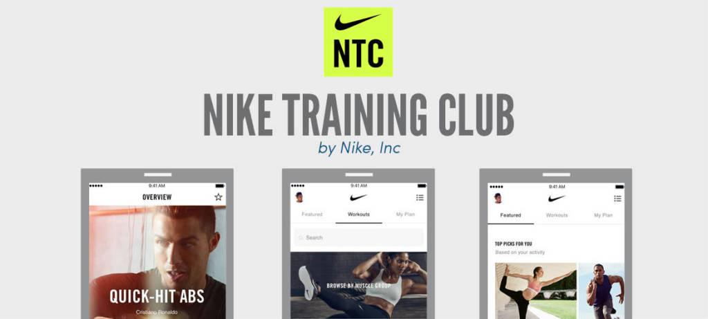 Allenarsi con le app: Nike Training