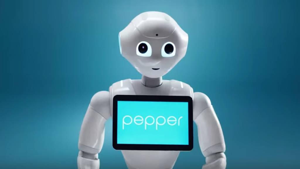 Robot Pensa a voce alta