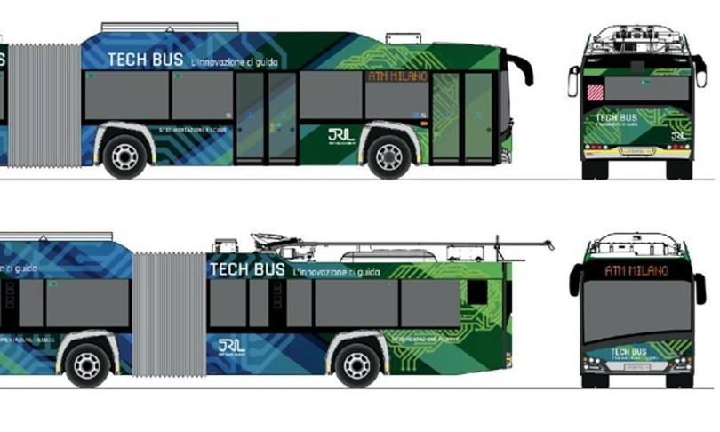 tech bus Milano