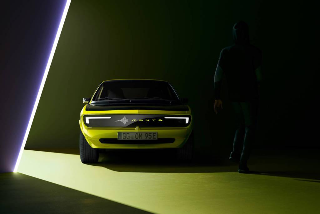 Nuova Opel Manta 2021