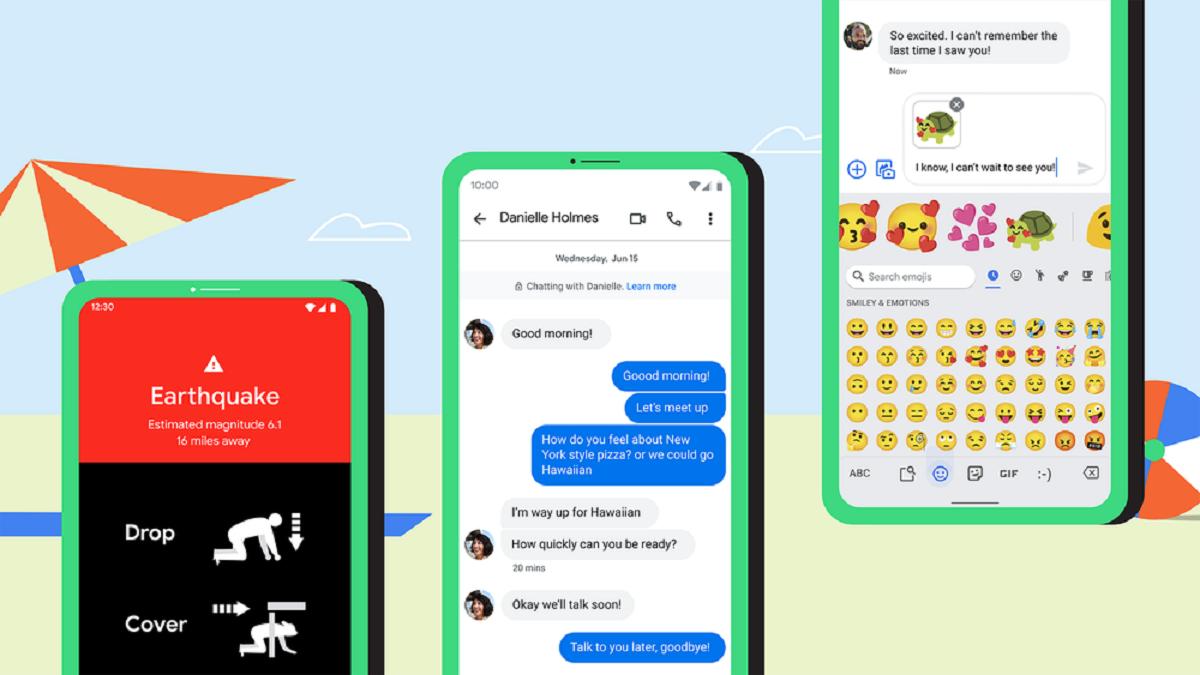 novità Android estate 2021