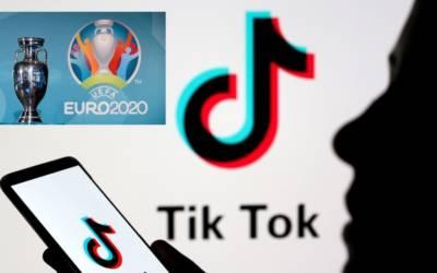 TikTok ad Euro 2020: il calcio è sempre più social, tutte le iniziative
