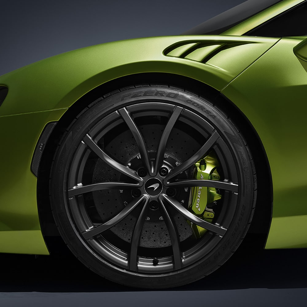 Pneumatici intelligenti Pirelli Cyber Tyre