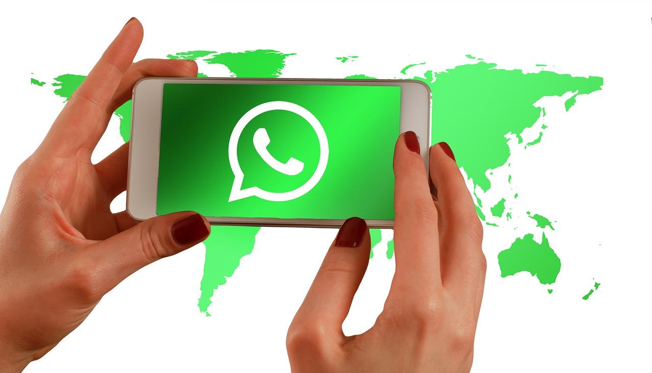 foto e video su whatsapp