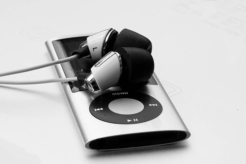 smartphone diventa un iPod