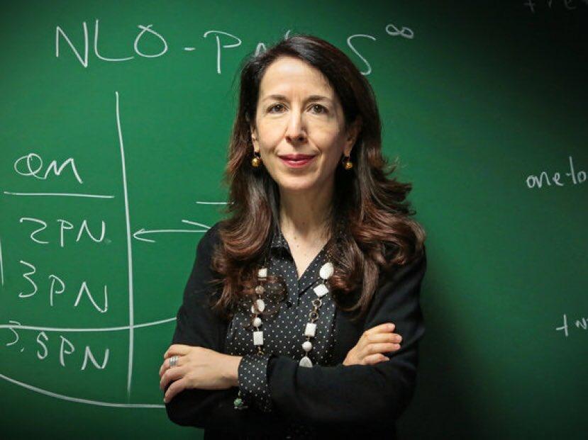 premi scientifici internazionali Alessandra Bonanno premio Dirac