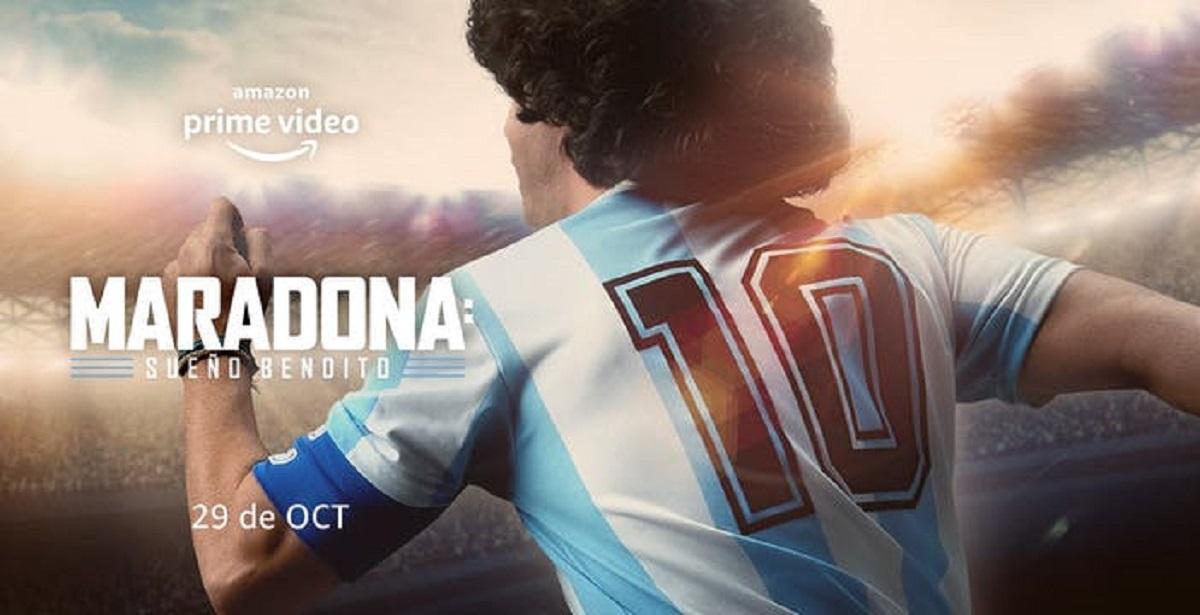 Biografia di Maradona Amazon Prime Video
