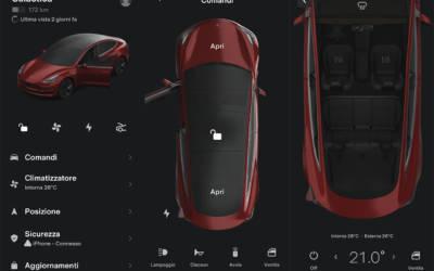 App Tesla per smartphone, la versione 4.0 promette numerose novità