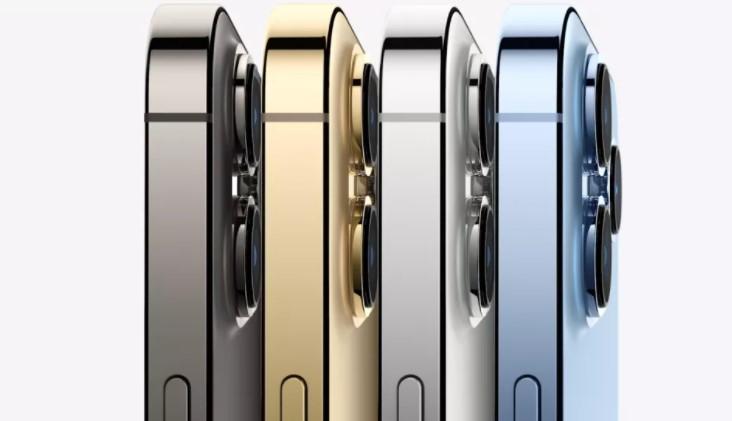 iphone 13 pro e pro max colori