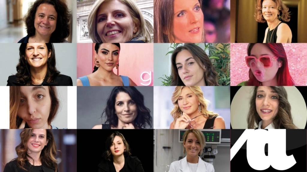 Le 15 donne italiane più influenti nel digitale. Digiwomen 2021
