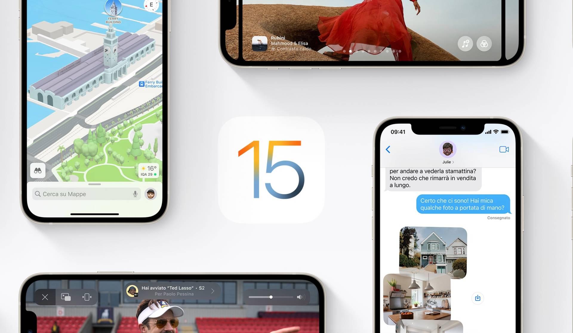 iOS 15.1 beta, finalmente arriverà SharePlay?